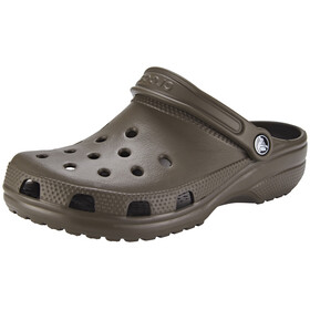 Crocs Classic Clogs Unisex, chocolate